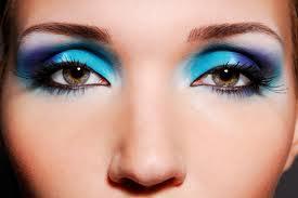 kolor cieni Odpowiedni makijaż dla 30  latki