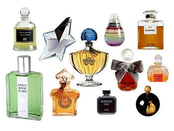 perfumy Perfumy w roli głównej