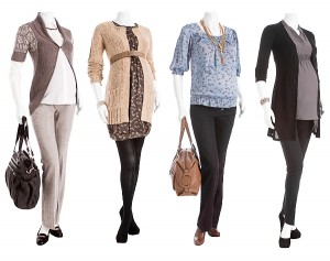 ubrania ciążowe na zimę 4 300x237 Zimowe ubrania ciążowe