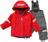 zimowe ubrania dziecięce strój narciarski obr 2 Zimowe dziecięce ubrania wierzchnie