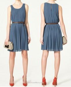 plisowane sukienki 7 246x300 Czas na plisy