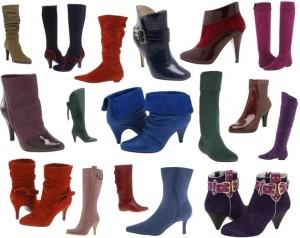 różne rodzaje butów 300x238 Jesienne obuwie